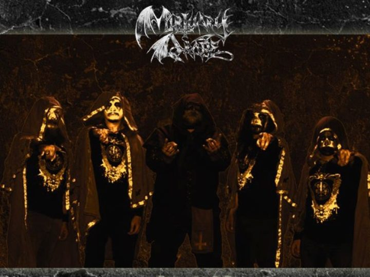 Mortuary Drape,  cancellato il tour europeo per il 25° di 'All the Witches Dance'