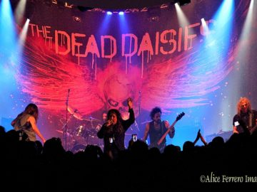 The Dead Daisies @Phenomenon – Fontaneto d'Agogna (NO), 8 dicembre 2018
