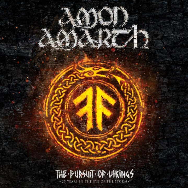 Amon Amarth – The Pursuit Of Vikings: 25 Years In The Eye Of The Storm