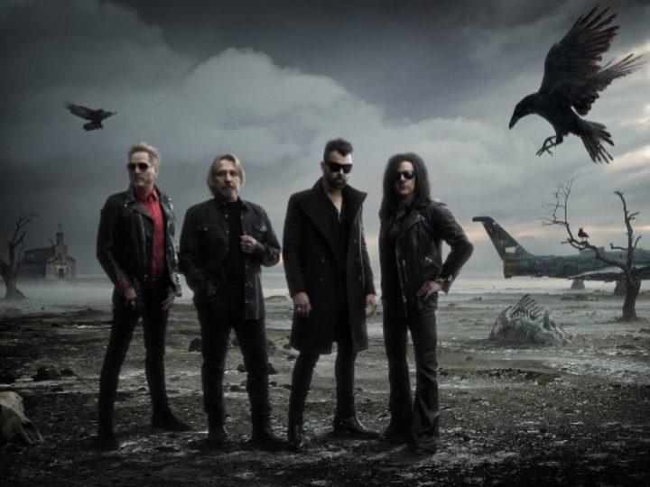 Deadland Ritual, il video del primo singolo 'Down In Flames'