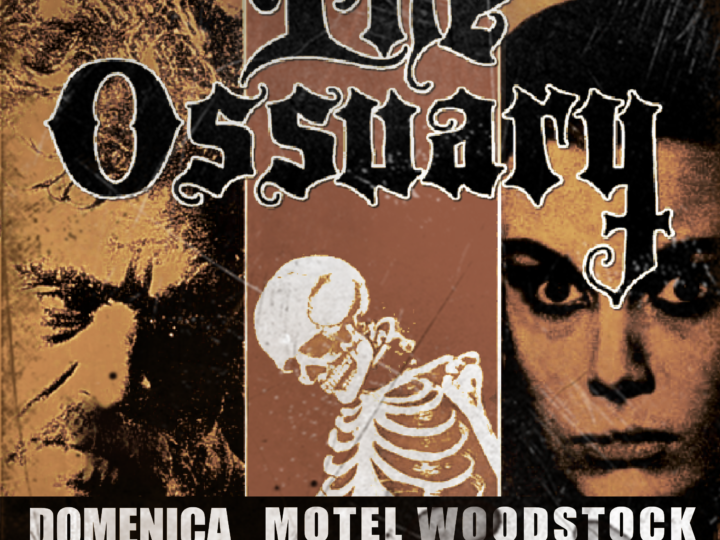 The Ossuary live @ Motel Woodstock, Barletta (BT)