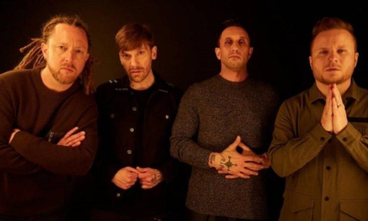 Shinedown,  il video ufficiale di 'Monsters'
