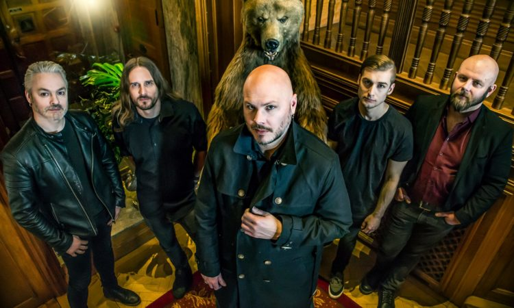 Soilwork, l'official video del brano 'Stålfågel'