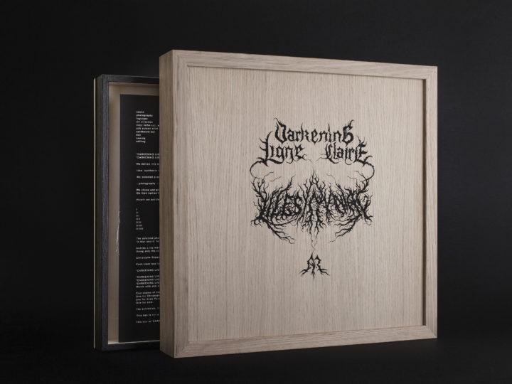 Darkening Ligne Claire, in esclusiva su Metal Hammer la prima release Archaeological Records targata Szpajdel, Liles/Maniac