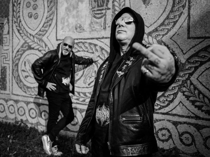 Liles/Maniac/Szpajdel, l'ultima release Dio Drone/Archaeological Records 'FEARENZE'