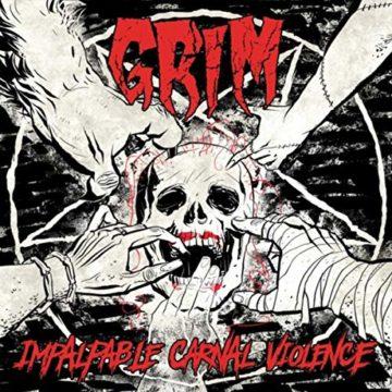 Grim – Impalpable Carnal Violence