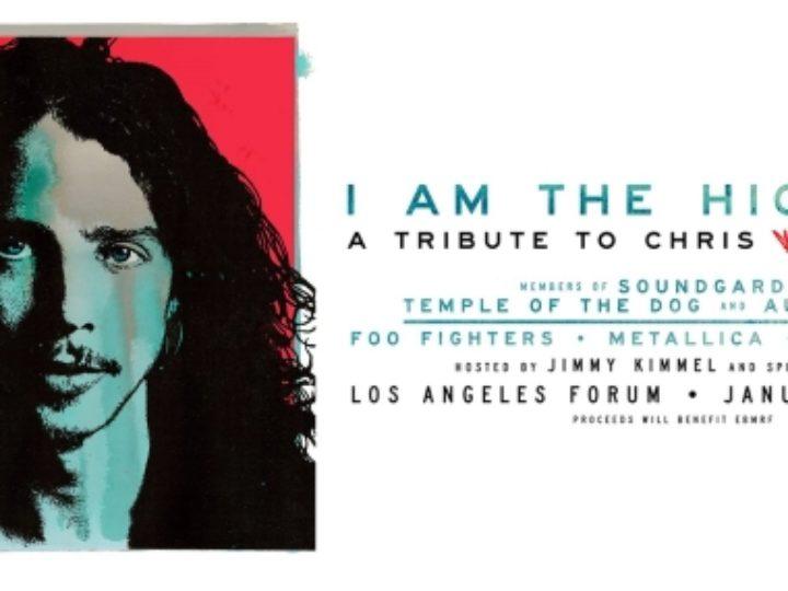 """Chris Cornell, i video delle esibizioni dei membri di Metallica, Foo Fighters e altri all'""""I Am The Highway: A Tribute To Chris Cornell"""""""