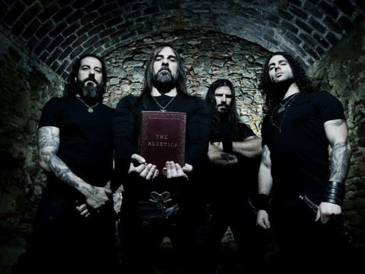 Rotting Christ, lo streaming completo del nuovo album 'The Heretics'