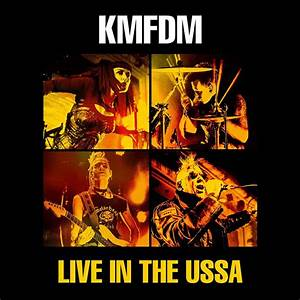 KMFDM – Live In The USSA