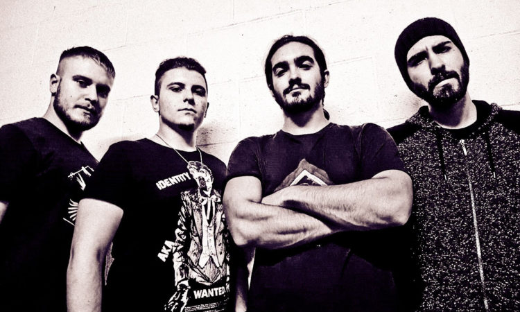 Zenit, video di 'Black Paper' in anteprima su Metal Hammer