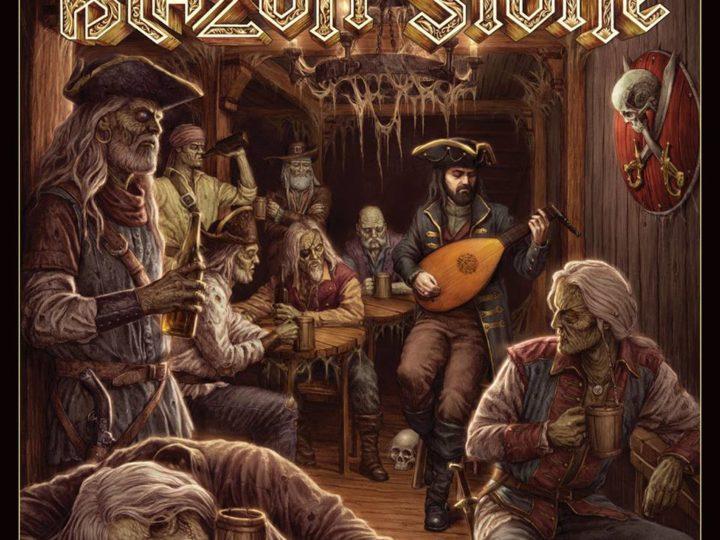 Blazon Stone, rivelato l'artwork del nuovo album