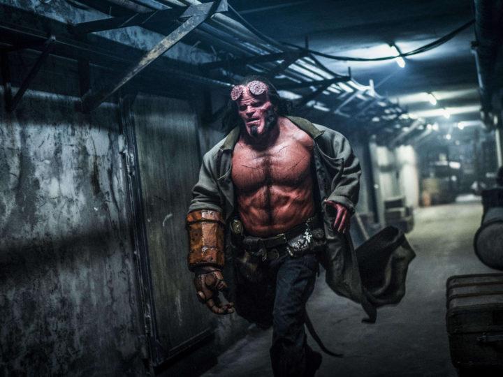 Hammer Cinema, ecco il poster e le prime foto del reboot di 'Hellboy'