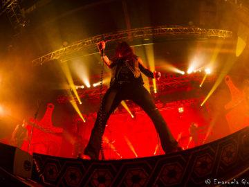 Amorphis + Soilwork + Jinjer @Live Club – Trezzo D'Adda (MI), 12 febbraio 2019