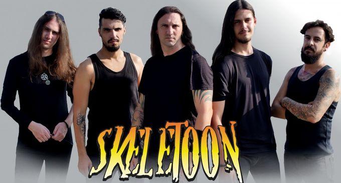 SkeleToon – Se suoni la nota sbagliata diventiamo bemolli noi.