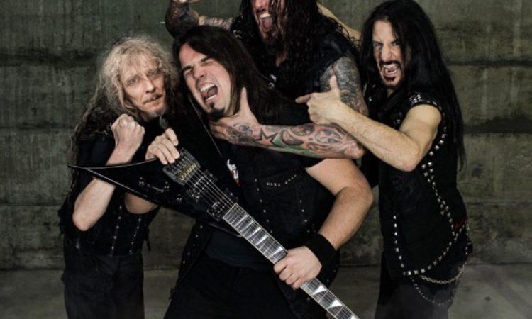 Destruction, svelata la copertina dell'album 'Born To Perish'