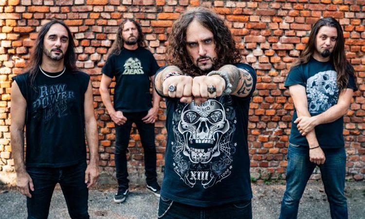 Extrema, firma con la Rockshots Records