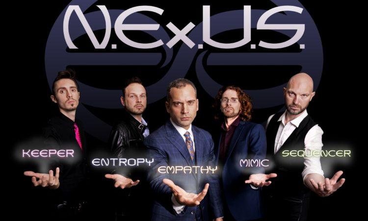 N.Ex.U.S., il lyric video del singolo 'The Mercenary'