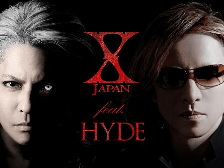 Yoshiki, ascolta 'Zipang' con Hyde