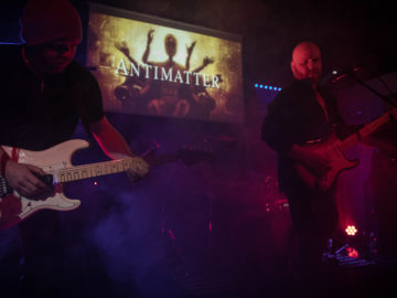 Antimatter @Wishlist Club – Roma, 27 marzo 2018