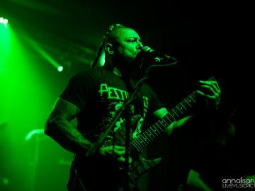 Pestilence + Bleeding Gods @Alchemica – Bologna, 16 marzo 2019