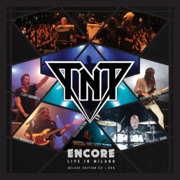 TNT – Encore Live In Milano