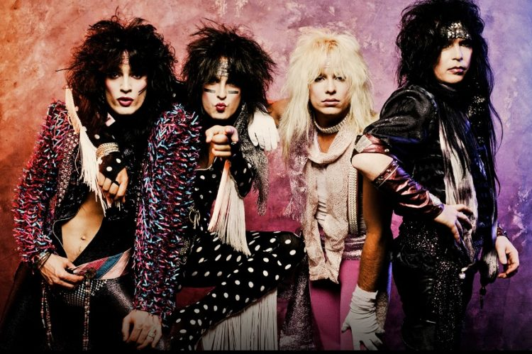 Motley Crue – All In The Name Of Rock'n'Roll