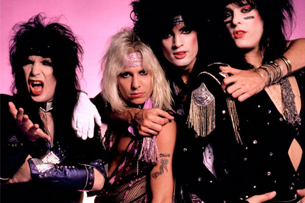 Motley Crue – Bad Boys Of Rock'n'Roll