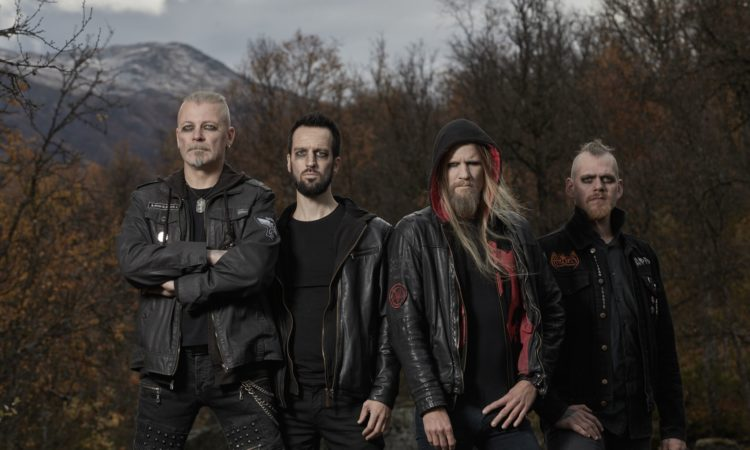 Kampfar, lo streaming del brano 'Syndefall'