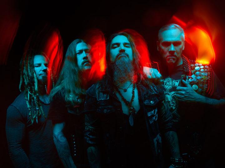 Machine Head, disponibile l'intero concerto di Bruxelles in streaming