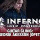 Inferno Metal Fest 2019, una clinic per Fredrik Åkesson degli Opeth