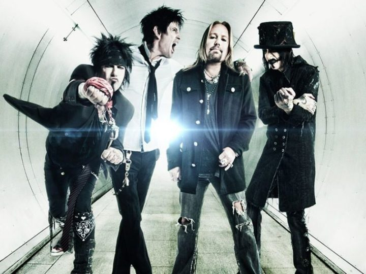 Motley Crue – Live After Death