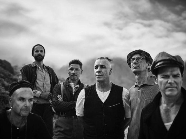 Rammstein, ancora campioni audio dal nuovo album