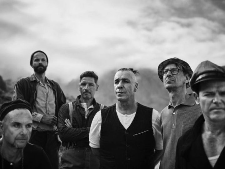 Rammstein, il video di 'Puppe' dalla data di Gelsenkirchen