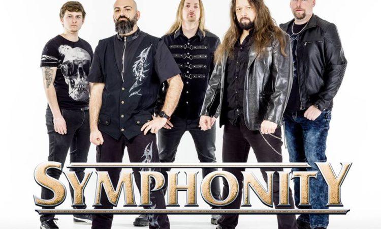 Symphonity, annunciato l'ingresso di un secondo cantante