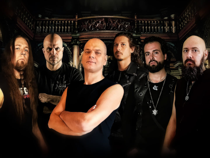 Sangreal, il lyric video di 'Vision and Life'