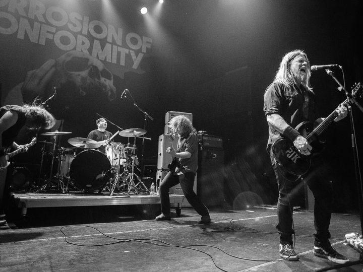 """Corrosion Of Conformity, una data italiana per il il """"Deliverance Revival Tour MMXIX"""""""