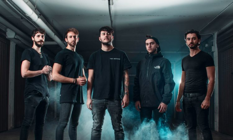 The End At The Beginning, il video di 'Earth'