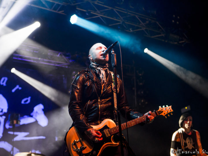 Backyard Babies,  il video del nuovo singolo 'Yes To All No'