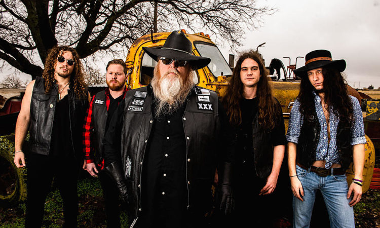 Texas Hippie Coalition, un nuovo singolo e i dettagli del tour 2019 negli US