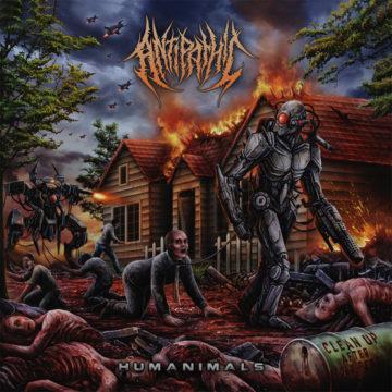 Antipathic – Humanimals