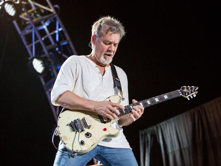 Van Halen, il video di Sammy Hagar e Michael Anthony in onore di Eddie