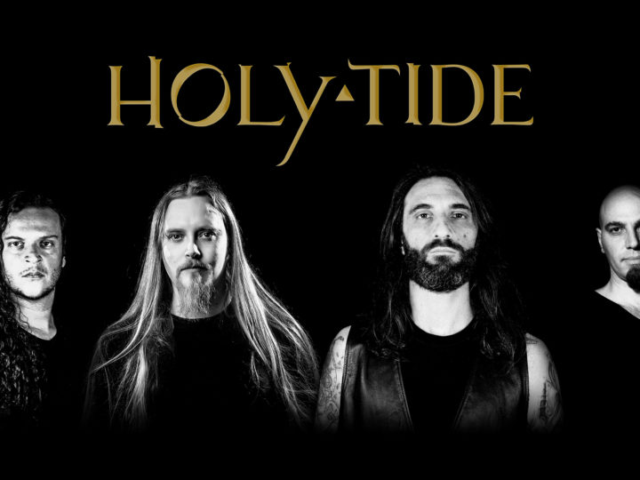 Holy Tide, il lyric video 'Eagle Eye'
