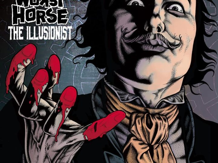 The Worst Horse – The Illusionist