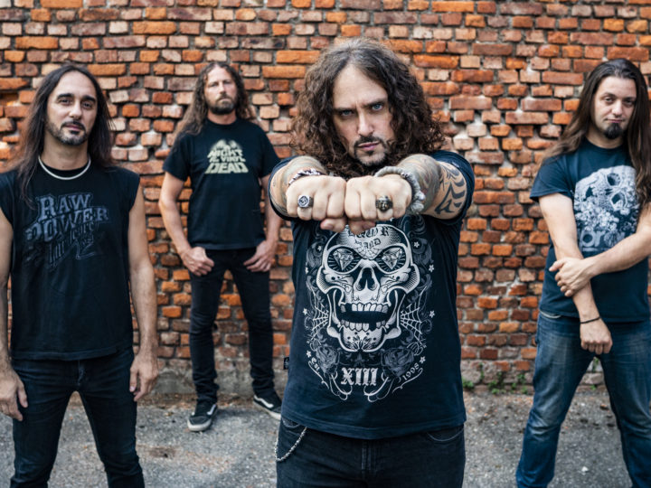 Extrema – Metal Is An Attitude
