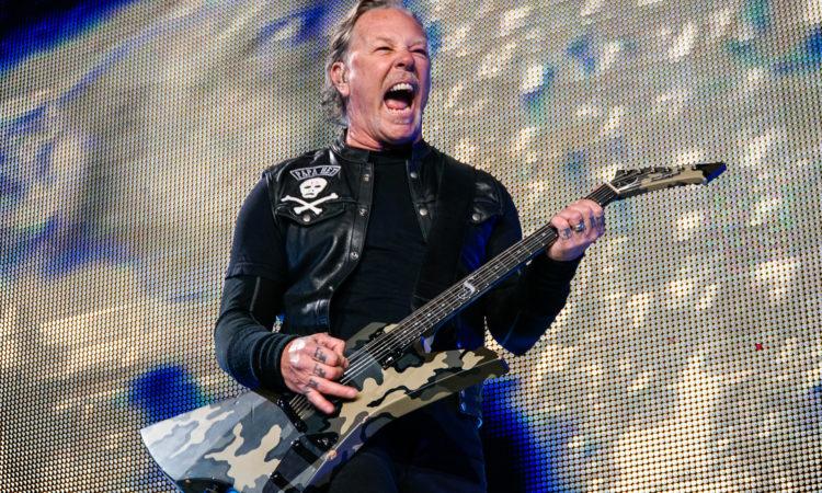Metallica, headliner al Firenze Rocks 2022