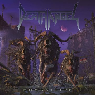 Death Angel – Humanicide