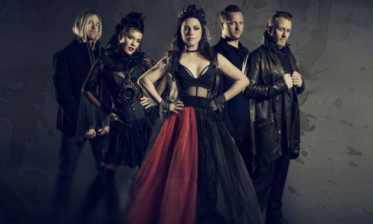 Evanescence, la performance con Nita Strauss ed un nuovo album