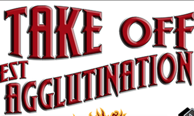 Agglutination Metal Festival, la finale del Take Off Contest