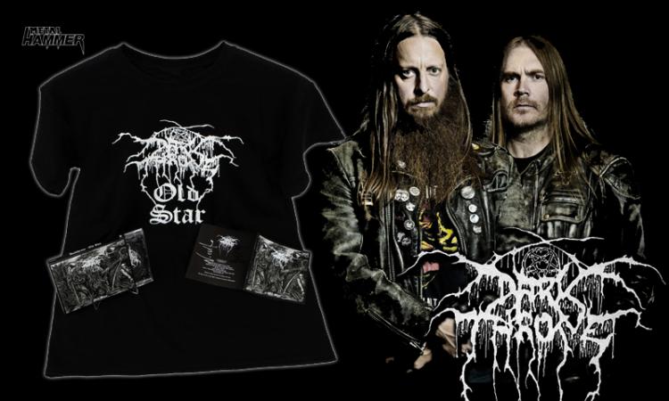 Contest, vinci maglietta e una copia di 'Old Star' autografata dai Darkthrone