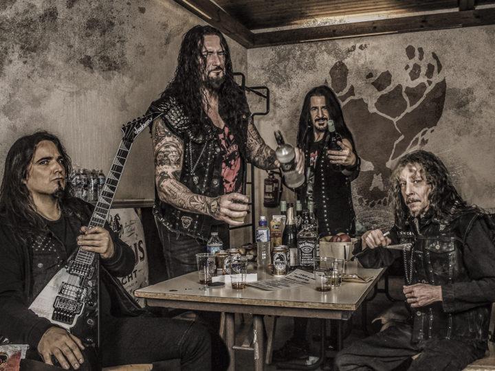 Destruction, la tracklist di 'Born To Thrash – Live In Germany'